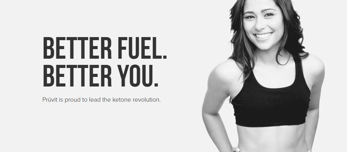 Pruvit is proud to lead the ketone revolution.